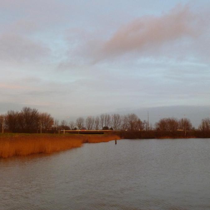 bedinboat Amsterdam bed&breakfast view